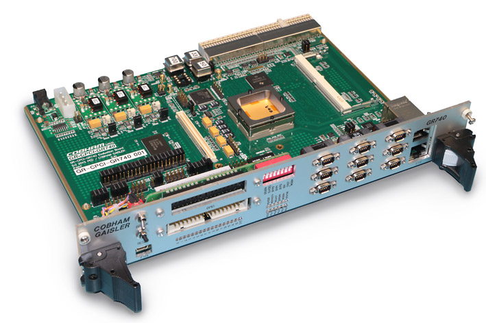 GR-CPCI-GR740 Development Board