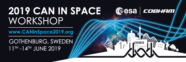 CAN in Space 2019